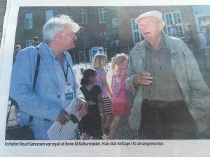 Kulturmødet 2017 Knud Sørensen